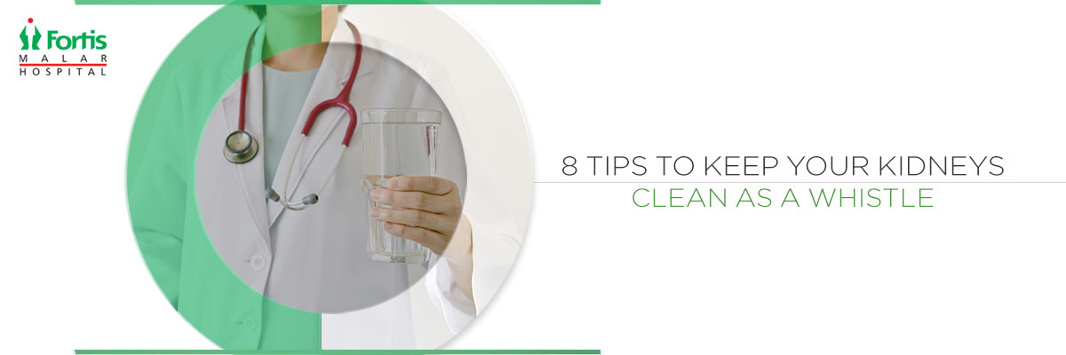 Tips To Keep Your Kidneys Clean
