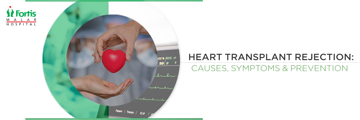 heart transplant prevention and symptoms