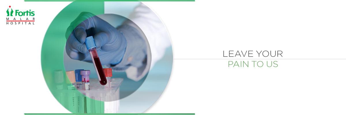 Leading orthopaedic hospital in  chennai