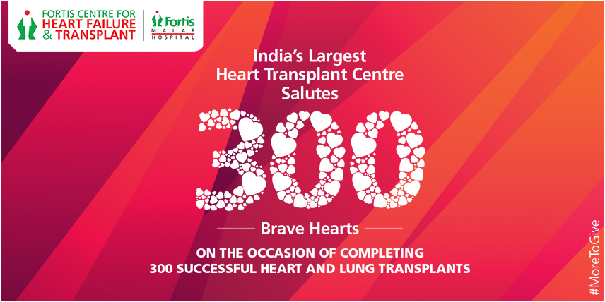 Best surgery Hospital for Heart Transplant  in India
